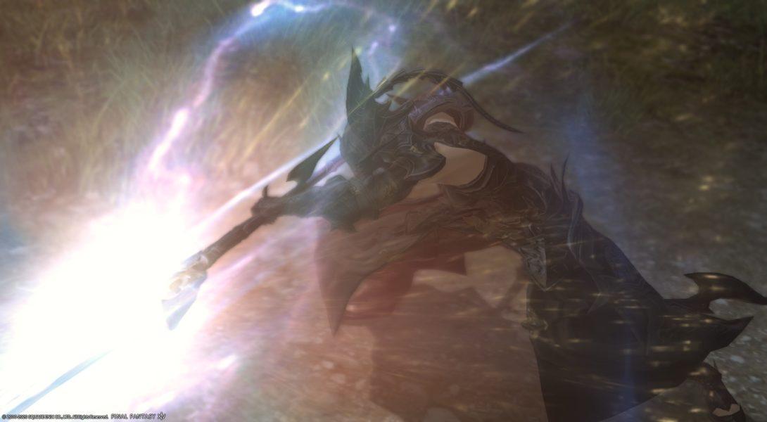 竜騎士竜尾大車輪