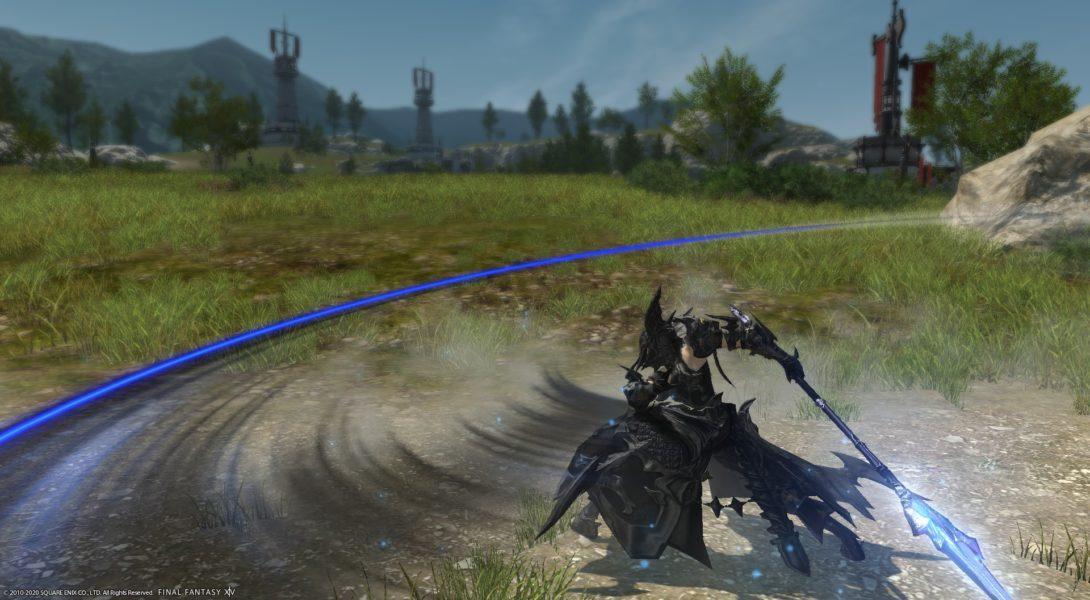 竜騎士竜眼雷電